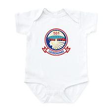 501st Airborne (Geronimo) 2 Infant Bodysuit