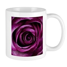 Purple Rose Mugs