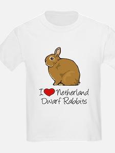 Cute Netherland dwarf T-Shirt