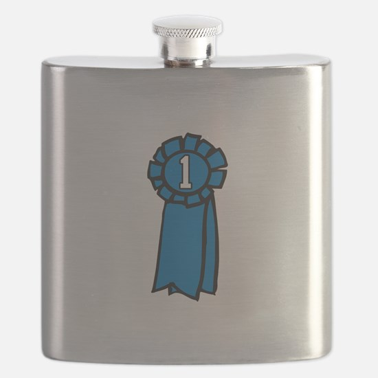 First Place Flask