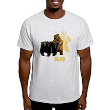 Gay Pride- Bear Community T-Shirt