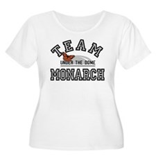 Team Monarch UtD Plus Size T-Shirt