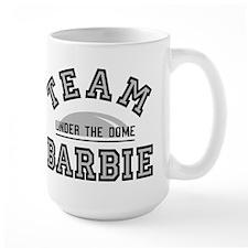 Team Barbie Under The Dome Mugs