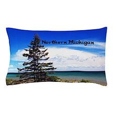 Northern Michigan Pillow Case