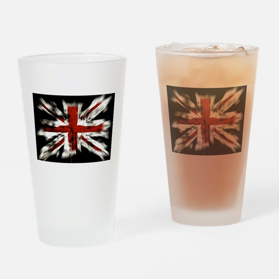 Cute Election 2012 pins Drinking Glass