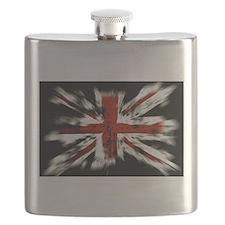 Cute Northern ireland flag Flask