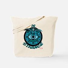 Doctor Strange Blue Tote Bag