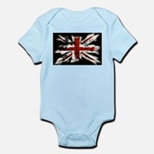 UK Flag England Body Suit