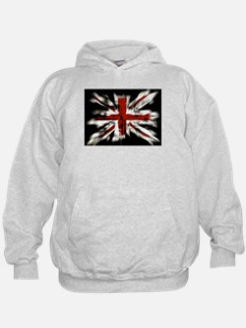 Funny British american Hoodie