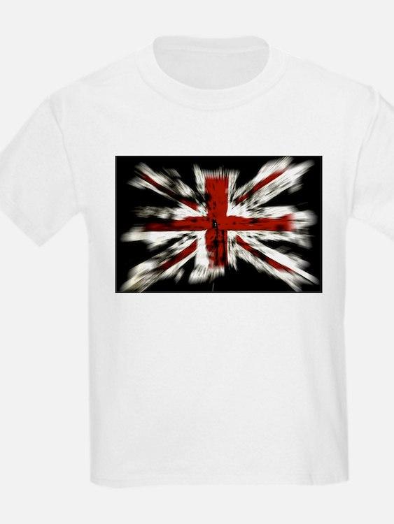 UK Flag England T-Shirt