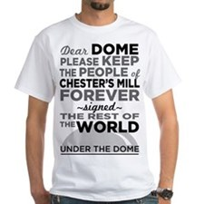 Dear Dome Keep Chester's Mill Men's Favorite Tee