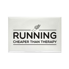 Running cheaper than therapy Magnets