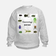 Entomology Rocks Sweatshirt
