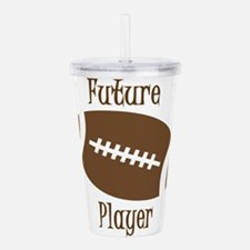 future-football-player.png Acrylic Double-wall Tum