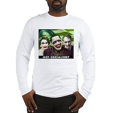 got_soc_shirt_logo_4 Long Sleeve T-Shirt