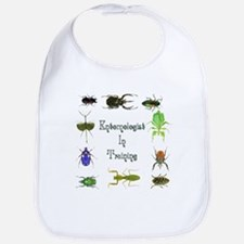 Entomologist In Training 2 Bib