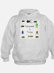Entomologist In Training 2 Hoodie