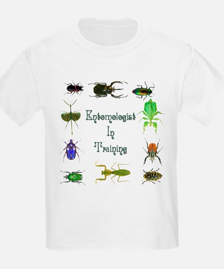 Entomologist In Training 2 T-Shirt