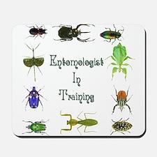 Entomologist In Training 2 Mousepad