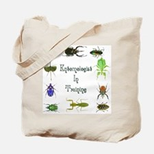 Entomologist In Training 2 Tote Bag