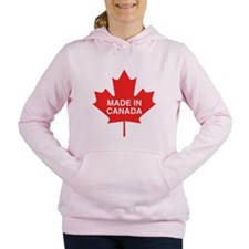 maple-leaf,red,made-in-cana.png Women's Hooded Swe