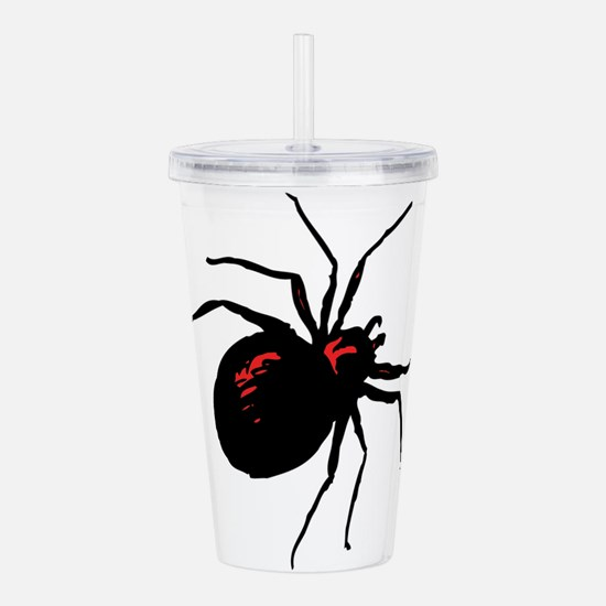 spider.png Acrylic Double-wall Tumbler