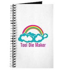 Raibow Cloud Tool Die Maker Journal