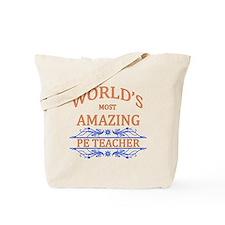 PE Teacher Tote Bag