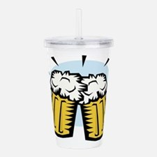 beer, mugs.jpg Acrylic Double-wall Tumbler