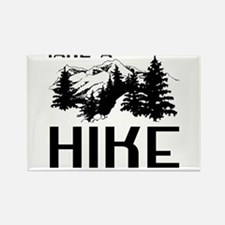 Take a hike Magnets
