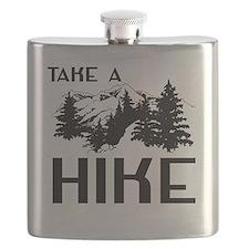 Take a hike Flask