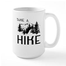 Take a hike Mugs