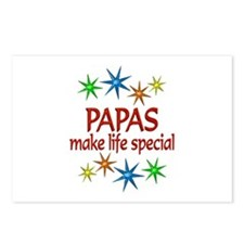 Special Papa Postcards (Package of 8)