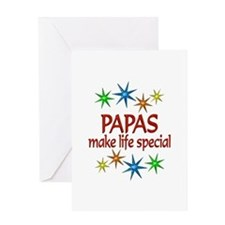 Special Papa Greeting Card