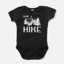 Take a hike Baby Bodysuit