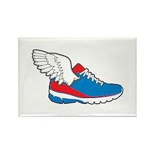 Flying Shoe Magnets
