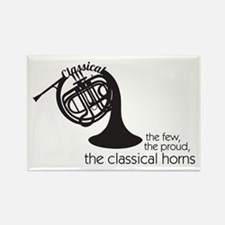 The Classical Horns Magnets