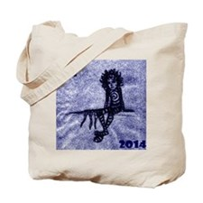 CHAOS BEATEN Tote Bag