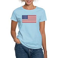 49 Star US Flag T-Shirt