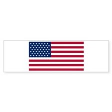49 Star US Flag Bumper Bumper Sticker