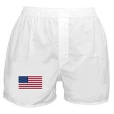49 Star US Flag Boxer Shorts