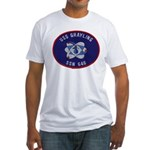 USS GRAYLING Fitted T-Shirt