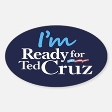 I'm Ready for Ted Cruz Decal
