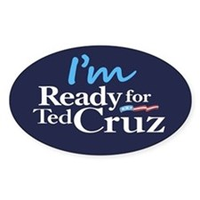 I'm Ready for Ted Cruz Stickers