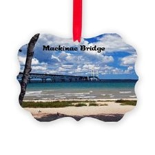 Mackinac Bridge Ornament