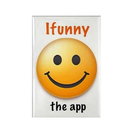 Ifunny Rectangle Magnet