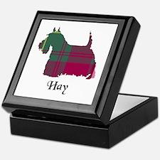 Terrier - Hay Keepsake Box