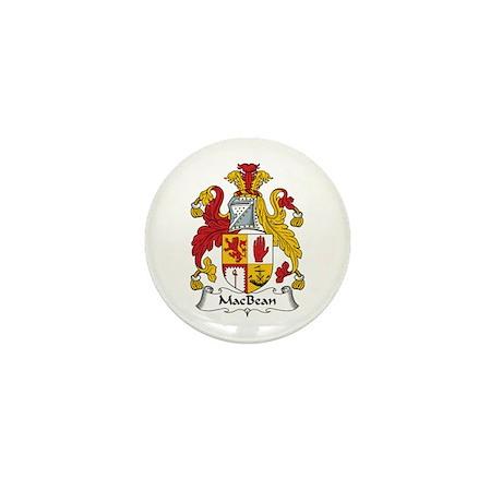 MacBean Mini Button (10 pack)