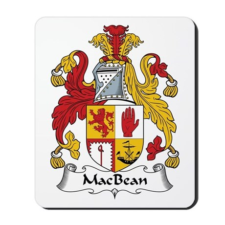 MacBean Mousepad
