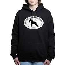 STANDARD SCHNAUZER Women's Hooded Sweatshirt